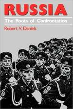 Russia – The Roots of Confrontation (Paper)