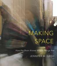 Making Space – How the Brain Knows Where Things Are