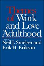 Themes of Work & Love in Adulthood (Paper)
