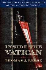 Inside the Vatican – The Politics & Organization of the Catholic Church (Paper)