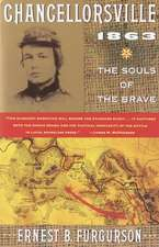 Chancellorsville 1863:  The Souls of the Brave