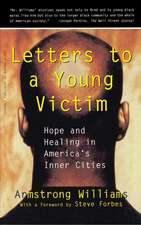 Letters to a Young Victim
