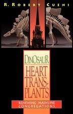 Dinosaur Heart Transplants