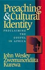 Preaching & Cultural Identity