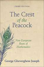 The Crest of the Peacock – Non–European Roots of Mathematics – Third Edition