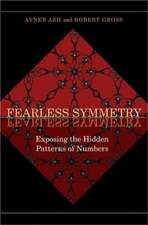 Fearless Symmetry – Exposing the Hidden Patterns of Numbers – New Edition