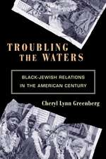 Troubling the Waters – Black–Jewish Relations in the American Century