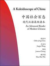 A Kaleidoscope of China – An Advanced Reader of Modern Chinese
