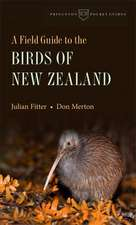 A Field Guide to the Birds of New Zealand:  Bismarcks, Solomons, Vanuatu, and New Caledonia
