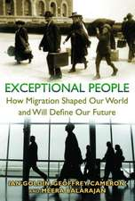 Exceptional People – How Migration Shaped Our World and Will Define Our Future