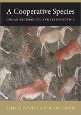 A Cooperative Species – Human Reciprocity and Its Evolution