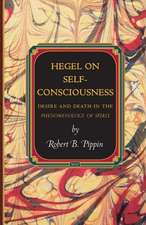 Hegel on Self Consciousness – Desire and Death in the Phenomenology of Spirit