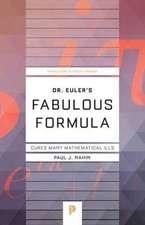 Dr. Euler`s Fabulous Formula – Cures Many Mathematical Ills