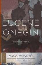 Eugene Onegin – A Novel in Verse, Text Vol 1