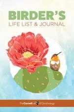 Birder′s Life List & Journal