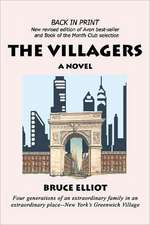 The Villagers:  A Novel of Greenwich Village