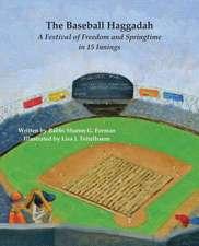 The Baseball Haggadah