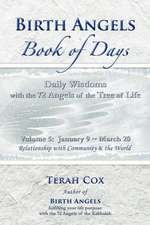 Birth Angels Book of Days - Volume 5