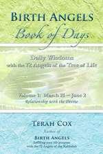 Birth Angels Book of Days - Volume 1