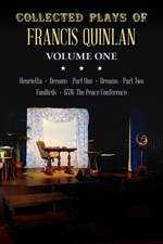 Collected Plays of Francis Quinlan