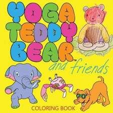 Yoga Teddy Bear and Friends