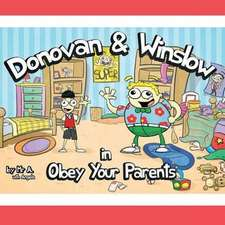 Donovan and Winslow in Obey Your Parents
