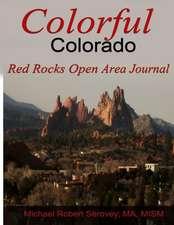Red Rocks Open Area Journal