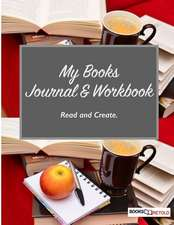 My Books Journal and Workbook