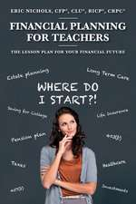 Financial Planning for Teachers