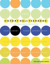 2015 Victory Hall Yearbook
