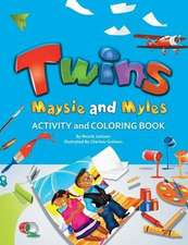 Twins Maysie and Myles