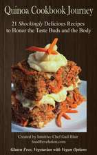 Quinoa Cookbook Journey