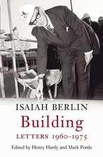 Building, Letters 1960-1975:  A Victorian Mystery Quartet