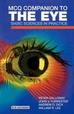 MCQ Companion to the Eye: Basic Sciences in Practice