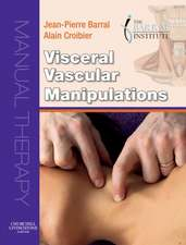 Visceral Vascular Manipulations