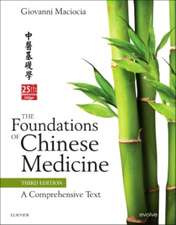 The Foundations of Chinese Medicine A Comprehensive Text