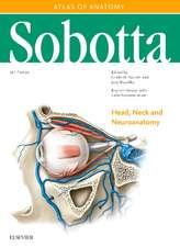 Sobotta Atlas of Anatomy, Vol. 3, 16th ed., English/Latin