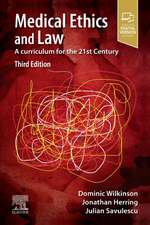 Medical Ethics and Law
