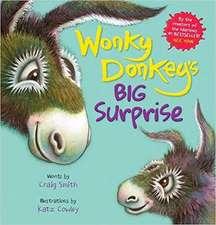 Wonky Donkey's Big Surprise (PB)