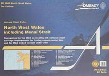 Admiralty Leisure Folio 5609 - North West Wales, (Including Menai Stait)
