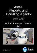 Janes Airports & Hand Agnt 2011/12:  United States & Canada