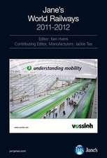 Janes World Railways 2011/12