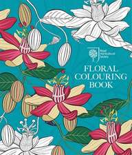 Royal Horticultural Society Floral Colouring Book:  A Cyclist's Journal