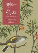 Rhs Birds Pocket Notebook Set