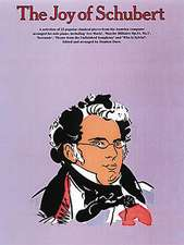 The Joy of Schubert