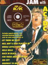 Jam with AC/DC [With CD]:  German Language Edition