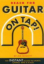 Guitar on Tap!