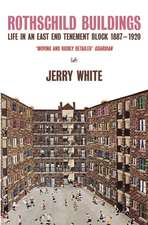 Rothschild Buildings: Life in an East End Tenement Block 1887-1920