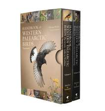 Handbook of Western Palearctic Birds: Passerines