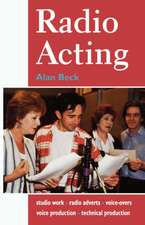 Radio Acting